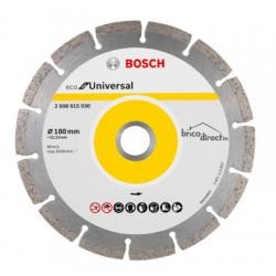 Disque Diamant Eco-Universel 180mm BOSCH