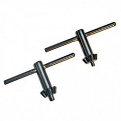 Jeu de 2 clés de mandrin Ø10 et 13mm KRAFTMANN