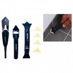 Lisseur/extracteur Pro de joints de mastic et silicone KRAFTMANN 85200