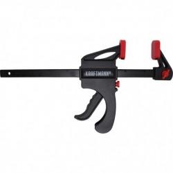 Serre-joints une seule main 210/375mm KRAFTMANN 59815