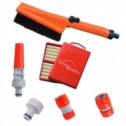 Kit Pour le lavage Voiture SIROFLEX 4625