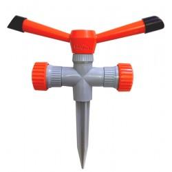 Arroseur rotatif à piquets double entrées SIROFLEX 4788