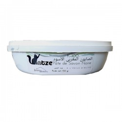 Savon noir Marocain 150 gr