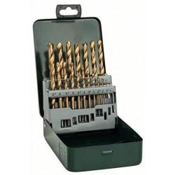 Pack de 19 méches HHS-R spéciales métaux BOSCH