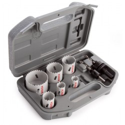Coffret de 6 Scies à cloche bimétal 19-57mm BOSCH