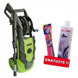 Pack Nettoyeur VIDO 150 Bars + 4 micro-fibres + Shampooing SansContact