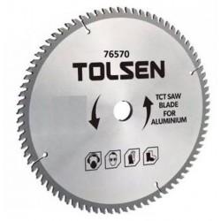 Disque pour Aluminium305mm 100T pour scies à onglet TOLSEN