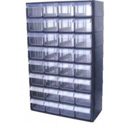 Rangement modulaire 32 tiroirs PG