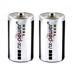 Pack de 2 piles C-LR14 Alkaline NX