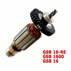 Induit Rotor 2609120235 BOSCH