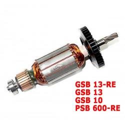 Induit Rotor 2609120232 BOSCH