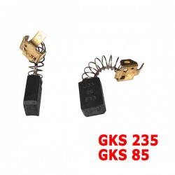 Kit de balais de charbons 1619P01685 BOSCH