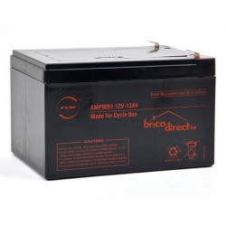 Batterie AGM Cyclique 12V-12Ah NX