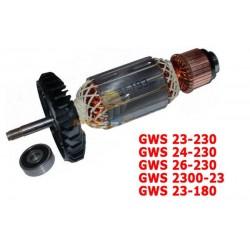 Induit Rotor 1604010BC1 BOSCH