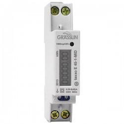 Compteur de Consommation d'énergie TAXXO E 45-1-MID GRASSLIN