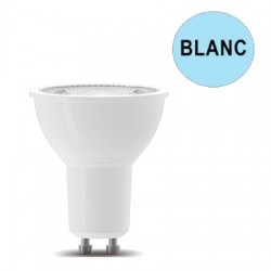 Ampoule spot LED 7W Blanc froid GU10 LUXRAM