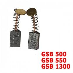 Kit de balais de charbons 1619PA1407 BOSCH