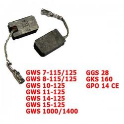 Kits de balais de charbons 1607014176 BOSCH