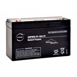 Batterie Plomb AGM S 6V-10Ah