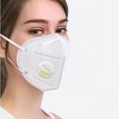 Masque antipoussière Niveau de protection FFP2