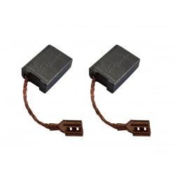Jeu de charbons pour meule à disque 230mm 2350W VIDO/WIDO
