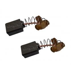 Jeu de charbons pour lustreuses 1400W VIDO/WIDO