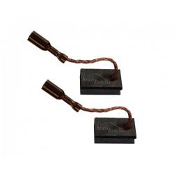 Jeu de charbons pour meuleuses 750W WD010560750 VIDO/WIDO