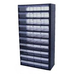 Rangement modulaire 40 tiroirs PP