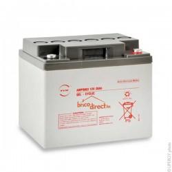 Batterie Plomb Gel 12V-38Ah NX