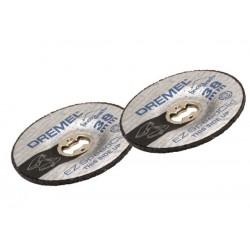 Pack de 2 disques à réctifier DREMEL SC541