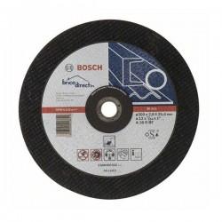 Disque à tronçonner pour métaux à moyeu plat Ø350mm BOSCH