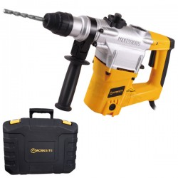 Marteau perforateur 1050W WORKSITE
