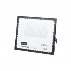 Projecteur LED Noir 100W