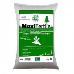 Engrais compost naturel MAXIFERTILE 20L