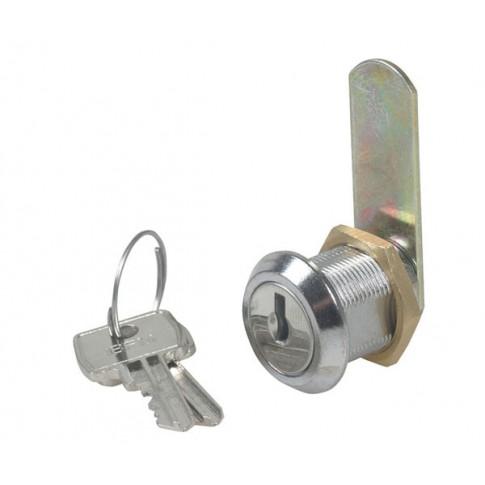 Serrure à cylindre pour tiroirs 16mm IBFM 150