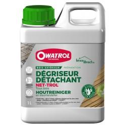 Dégriseur Dégraissant pour bois OWATROL NET-TROL 1L