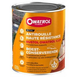 Peinture anti-Rouille extra résistante Owatrol CIP