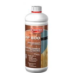 Décapant Dissolvant peinture en gel OWATROL DSP-800