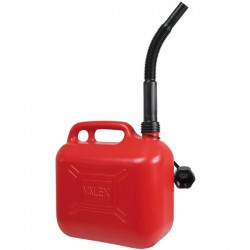 Bidon Jerrycan pour carburants 10L VALEX 1959860