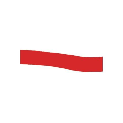 Autocollant réfléchissant Rouge 10M EVELUX