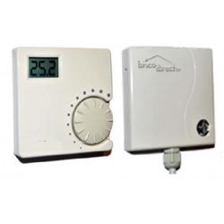 Thermostat de chauffage sans fil SYLBER