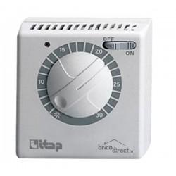 Thermostat de chauffage filaire ITAP ITALIA