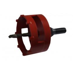 Scie à cloche trépan 70mm pour la maçonnerie ECEF