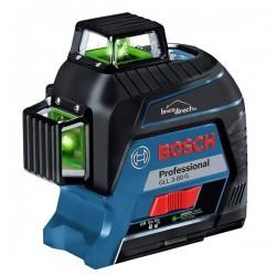 Laser 3 lignes Green BOSCH GLL3-80