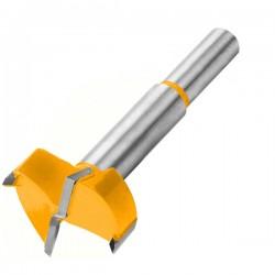 Mèche à façonner Forstner pour charnière 35mm TOLSEN