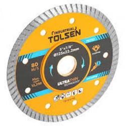 Disque diamant ultra fin 230mm TOLSEN