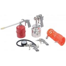 Kit 5 accessoires pneumatiques