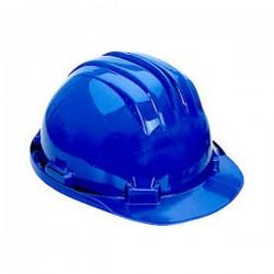 Casque de protection Bleu Climax