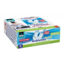 Cartouche de recharge pour Absorbeur d'humidité 450gr BISON