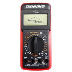 Multimètre testeur RHINO
